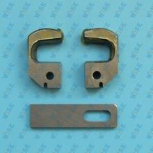 2 UPPER KNIFE & LOWER KNIFE FOR KANSAI SPECIAL 8200C # 07-702+07-703+07-707