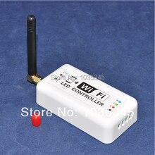 Dc7.5-24v макс 12A 288 Вт андроид система или I0S система 3 / 2 / 1 канал одного цвета версия и RGB версия из светодиодов ведомого wi-fi контроллер