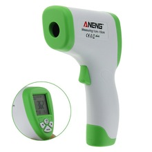 Digital LCD Non-contact IR Infrared Thermometer Forehead Body Temperature Meter Temperatural Instruments цены