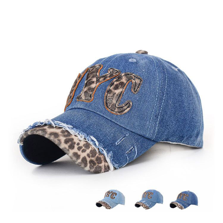 eecee3705ce 2016 Fashion Summer Baseball Cap Leopard Bone Cap For Women Outdoor Sport Caps  Hats Adjustable Snapback For Female -in Baseball Caps from Apparel ...