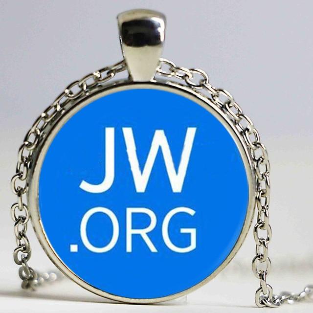 1pcslot jw org pendant jehovah s witnesses pendant jw necklace glass