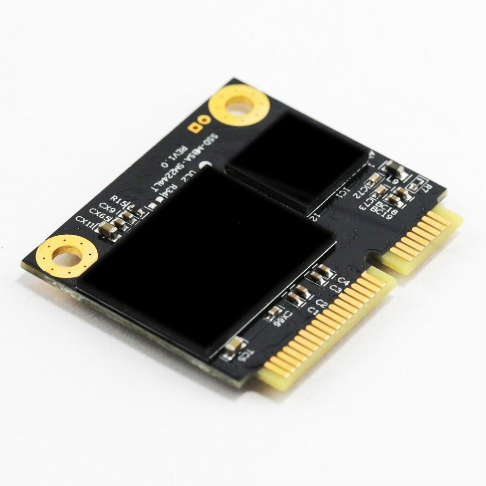 Prix pour Nouveau msata demi taille 256 GB mSATA Mini (demi-Format) SATAIII SSD pour ASUS DELL portable (mise à jour Version Plus Rapide Lire Écrire Vitesse)