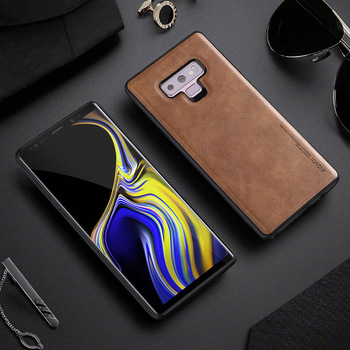 Leather Shockproof Case Note 9