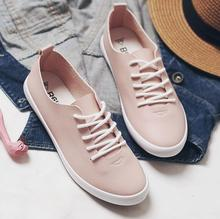 c41c2e024249 2018-New-Women-Pink-Sneakers-Female-White-Shoes-Lace-Up-Flat-Heel -All-Match-Must-Have.jpg 220x220.jpg