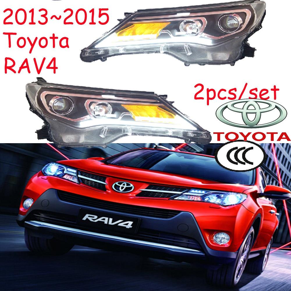 Фара РАВ4,2013~2016,внедорожник,свободный корабль! Противотуманные фары РАВ4,РАВ4 offroad света,2шт/комплект+2 шт. балласт,световые водитель рав4,РАВ 4