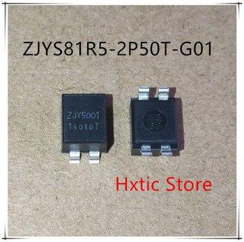 NEW 100PCS  ZJYS81R5-2P50T-G01 ZJY5001 SOP-4