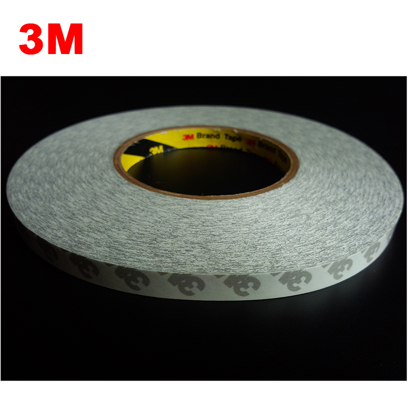 (7mm/8mm/9mm width Choose)* 50M 3M 9080 Widely for Smartphone Tablet Touchscreen LCD Display LED Strip Double Adhesive Tape