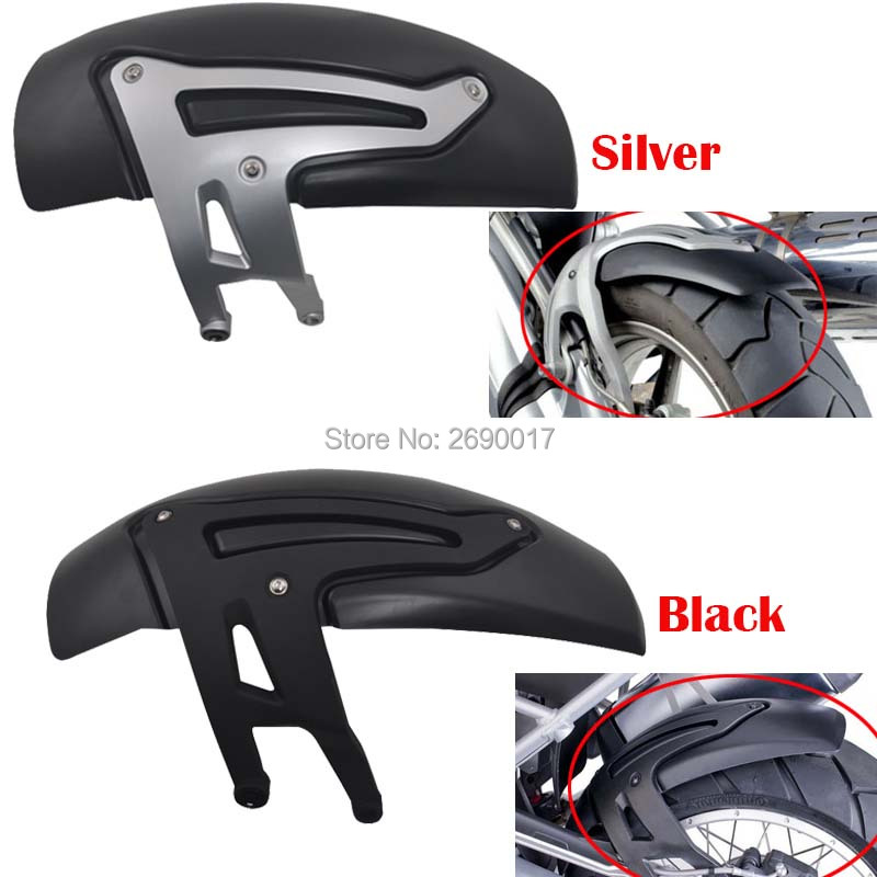 New Rear Fender Mudguard Wheel Hugger 2 Colors Fits For BMW R1200GS/LC/Adventure 2013 2018-in Covers & Ornamental Mouldings from Automobiles & Motorcycles    1
