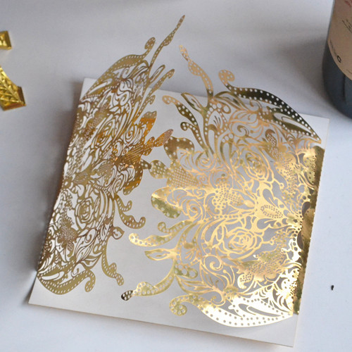 China Fancy Laser Cut Wedding Invitation Card Metallic Gold Indian In Cards Invitations From Home Garden On Aliexpress Alibaba Group