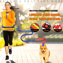 KIMHOME PET  hands free retractable dog leash leashes collars for big dogs liberate healthy exercise accessoires