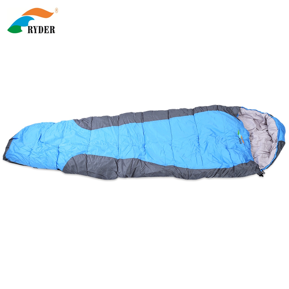 ФОТО RYDER D1005 Multifunction Portable Thicken Cotton Spring Winter Sleeping Bag for Outdoor Camping Hiking Travel Sleeping Bag