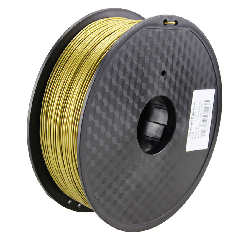 Quality Brand 3D Printer Filament 1.75mm 1KG PLA ABS Wood TPU PetG PP PC Metal Plastic Filament Material 3D Printer Consumables купить в Москве 2019