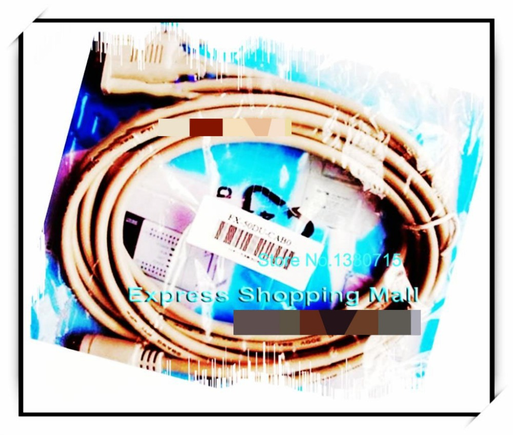 New Original FX-50DU-CAB0-R1 PLC Connector Cable honest and fx series plc cable a900 touch screen fx9gt cab0