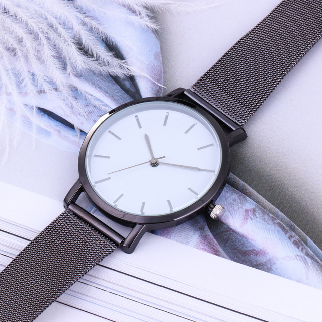 Women's Watches Bayan Kol Saati Fashion Women Wrist Watch Luxury Ladies Watch Women Bracelet Reloj Mujer Clock Relogio Feminino  5