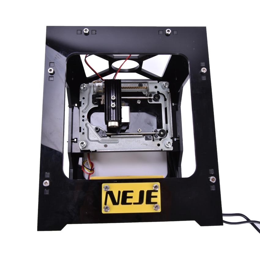 2015 nuovo 300mW USB fai da te incisore laser taglierina incisione - Attrezzature per la lavorazione del legno - Fotografia 3