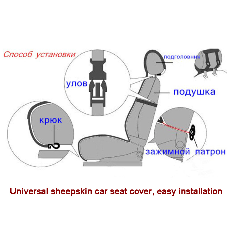 5.Australia-sheepskin-car-seat-cover-1-piece-plush-fur-car-interior-accessories-cushion-styling-universal-warm