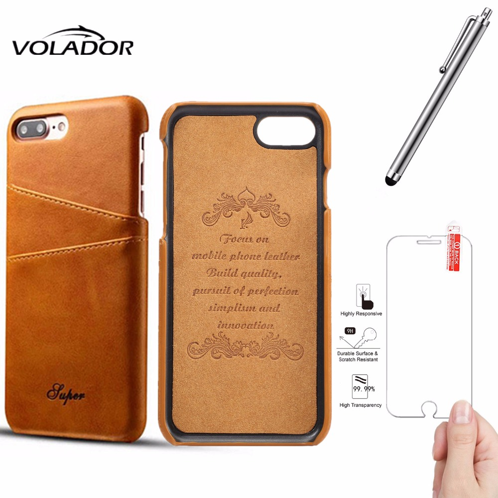 Business style case for apple iphone8 iphone 8 plus cover for Iphone business card holder