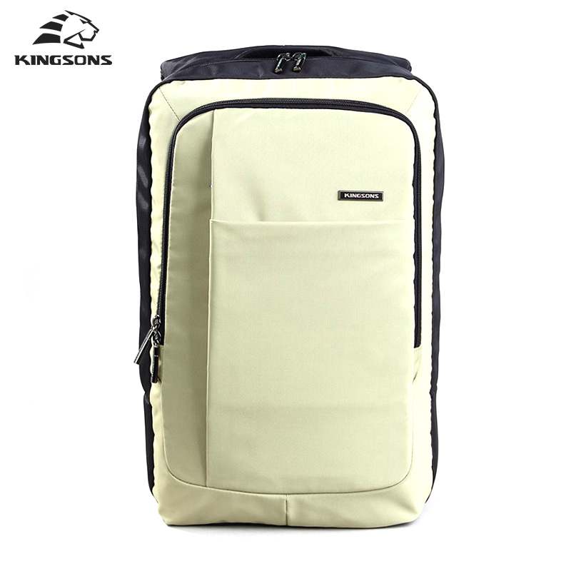 Kingsons 15 Inch Laptop Backpack For Men Nylon School Bag Multi-function School Men Backpack Bayback Mochila Escolar omron hj 005 шагомер