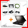 2016 Free Shipping DHL New Mercedes Compact Diagnose MB Star C4 Connect WIFI SD Quality A With HDD Cable Diagnostic Tool Scanner