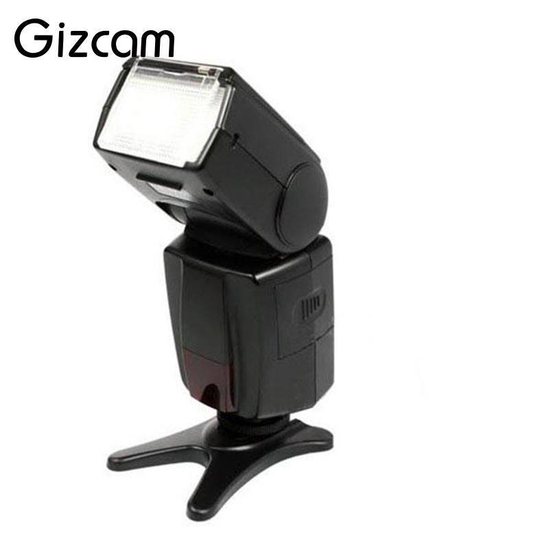Gizcam Вспышка Стенд держатель база Горячий башмак для Canon sony Yongnuo Nikon 430EX 580EX SB600 SB900 SB910 вспышка триггера передатчик