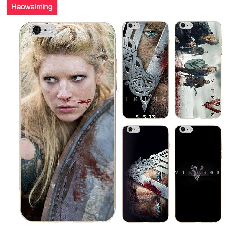 Vikings New Season Silicone Soft TPU Cover Case For Samsung Galaxy S3 S4 S5 S6 S7 S8 S9 Edge Plus A3 A5 A6 A7 H447