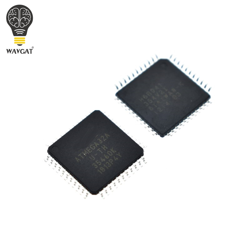 5pcs/lot ATMEGA32A-AU ATMEGA32A ATMEGA32 8-bit Microcontroller With 32K Bytes