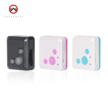 Mini Personal GPS Tracker for Kids Child Locator SOS Communicator RF-V16 Tracker Niño Envío Web APP Seguimiento bidireccional hablar