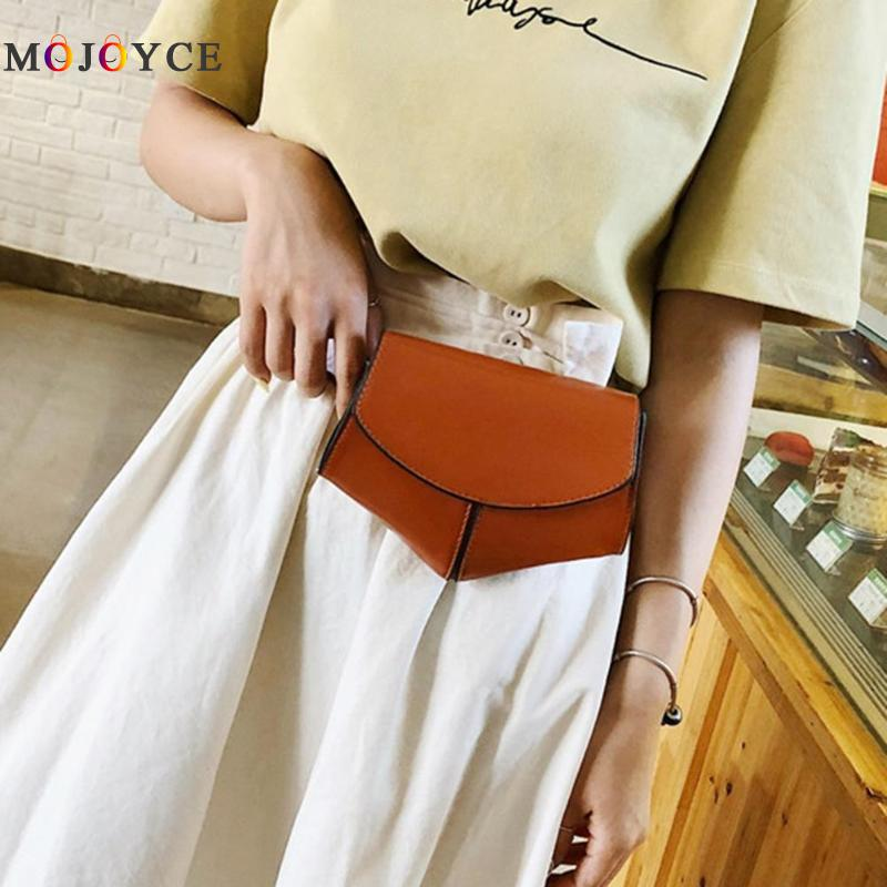Serpentine Printing PU Leather Women Belt Bag Fashion Design Ladies Fanny Pack Snake Print Waist Bag For Female