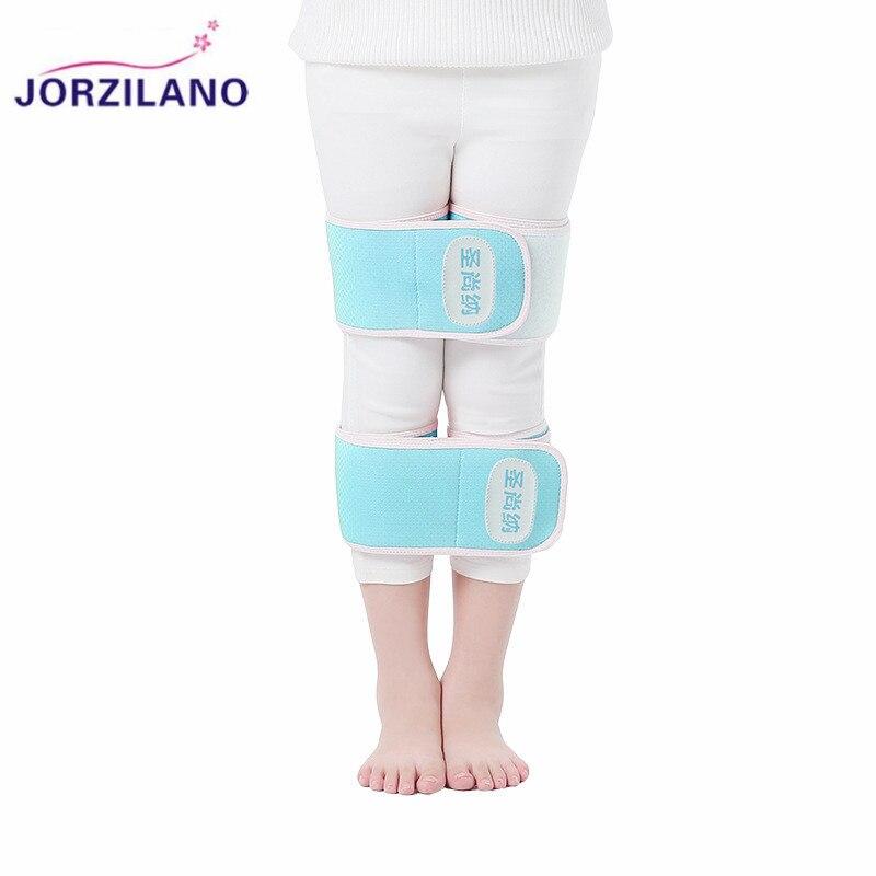 JORZILANO Thigh O/X-Type Leg Correction Belt Bowlegs Leggings Band Leg Orthotics Tape Posture Corrector Belt For Children все цены