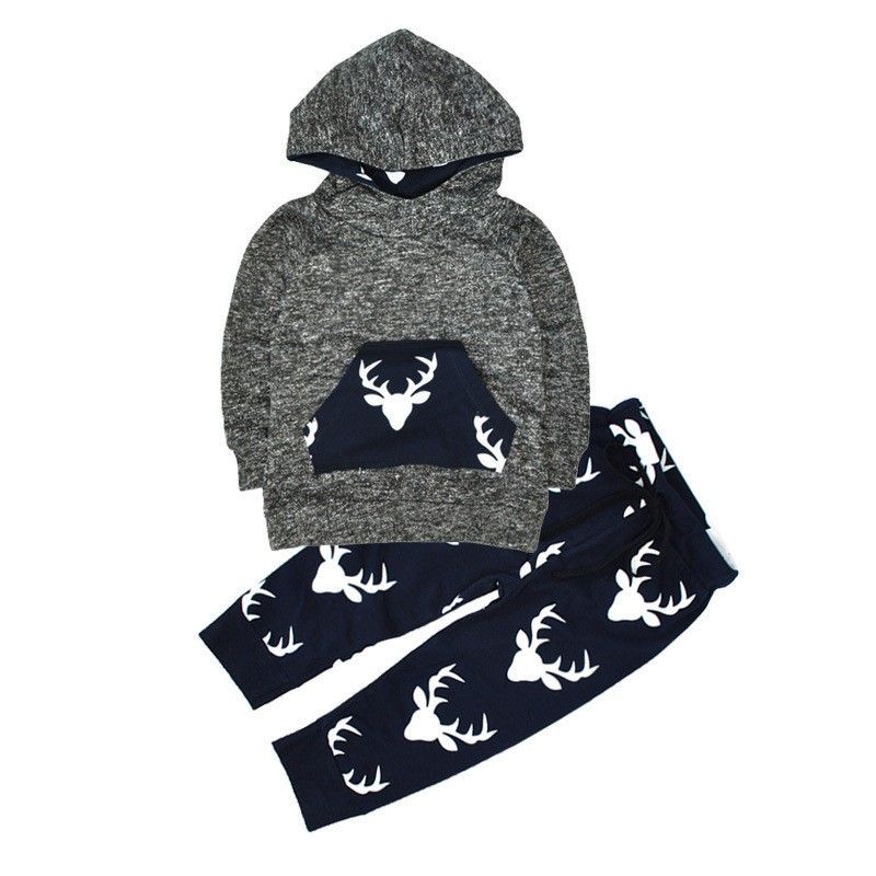 Kid Fashion Clothes Sets (6)