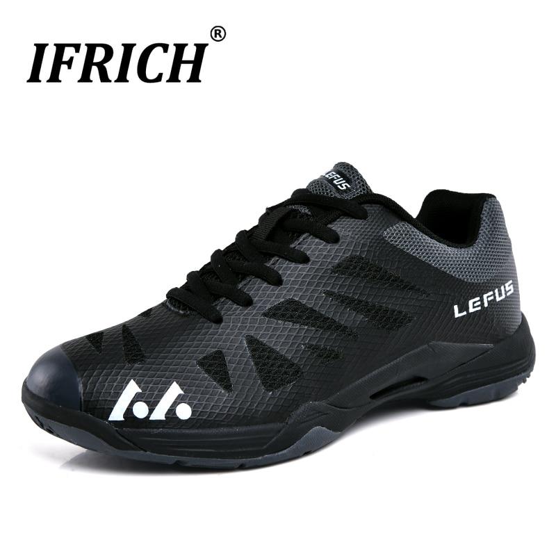 Nouveau Original femme Badminton formation professionnelle Badminton chaussures pour hommes noir Orange chaussures de Sport enfants intérieur léger chaussures de Sport