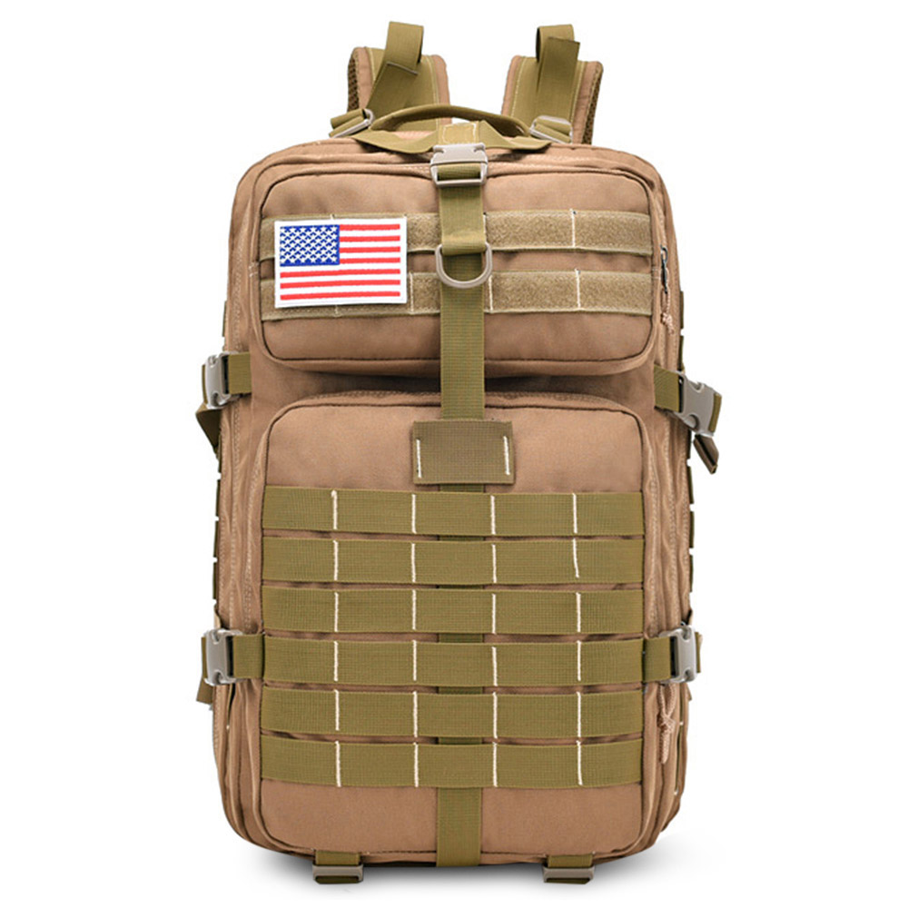 FreeKnight 3P large-scale attack men's backpack military bag backpack waterproof men's camouflage backpack travel bag backpack shoulders male backpack bag camouflage large capacity 50 l computer military waterproof backpack travel free holograms