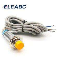Alta qualidade LJC18A3-H-Z/bx 1-10mm capacitância sensor de proximidade interruptor npn nenhum dc 6-36v 300ma
