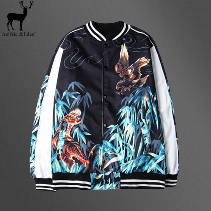 Aelfric eden exo ma 1 bomber jacket bigbang gd style thin mens jackets fashion brand tiger
