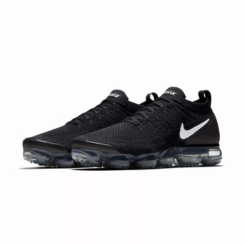 Original Authentic NIKE AIR VAPORMAX FLYKNIT 2 Mens Running Shoes Sneakers Breathable Sport Outdoor Designer Low Top 942842 1