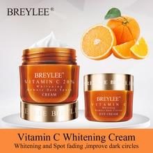 BRYELEE Vitamin C Whitening Set Face Cream Eyes Cream Remove