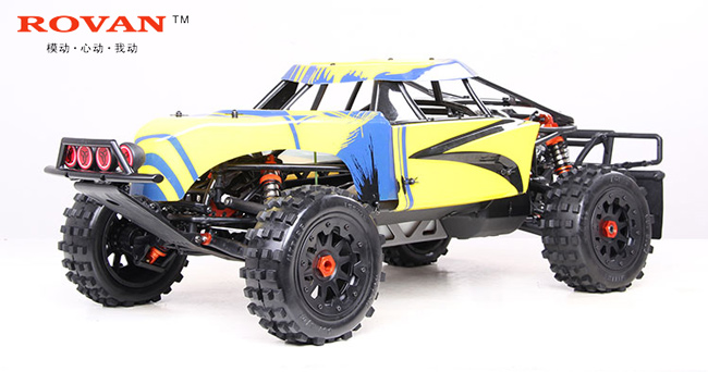 Free Shipping!!! Rovan Baja 260FT with Roll Cage 26CC Engine Walbro668+NGK 26cc engine walbro 668 with ruixing spark plug for 1 5 rovan baja 5b 5t