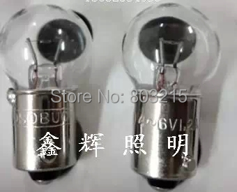 5pieces/LOT-HOSOBUCHI 4-6V 1.2A JAPAN OPTICAL LAMPS-DHL FREE SHIPPING