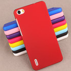 """Huawei Honor 6 cover case 0.8mm ultra-thin solid colorful back cover for Huawei Honor 6 H60-L01 Cat6 ( 5.0"""" )"""