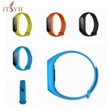 Itsyh Bluetooth часы Smart Band мониторинга сердечного ритма шагомер спорт браслет Фитнес трекер IP67 waterproofWL7-156