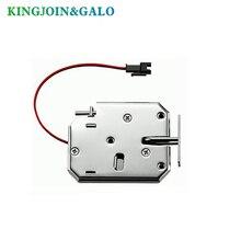 дешево!  шкаф электрический замок отмычка защелка электромагнитный замок для электронного шкафчика умный