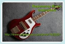 Neue Ankunft Neck Durch Körper Ricken 4003 Bass E-gitarre Chinesische Benutzerdefinierte Bass Gitarre Aavailable
