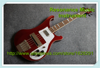 New Arrival Neck Through Body Ricken 4003 Bass Electric Guitar Chinese Custom Bass Guitar Aavailable