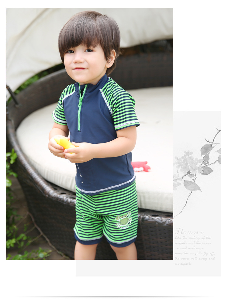 038) Meisiney baby boys rash guards for 12m-24m+if you have a son,you must need it,it looks so handsome,great!