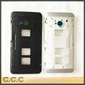 Оригинальный корпус для HTC One Dual Sim M7 802 т 802d 802 Вт ближний рамка рамка плиты с кнопки