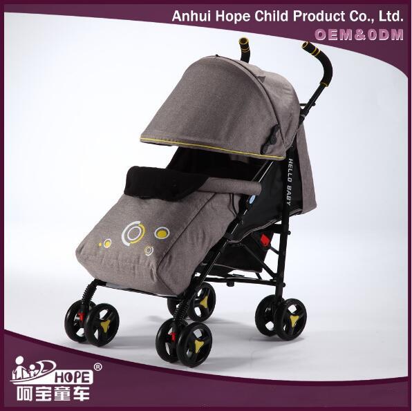 Cochecito paisaje de alta puede sentarse mentira cuatro bidireccional choque cubierta bb trolley niño bebé entrega gratuita