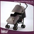 Hello baby Легкая удобная детская коляска 3в1!Трансформер!Складывается и раскладывается!Детские коляски 2в1!Прогулочный тип  и люлька!Для зимы и лета!Бесплатная доставка!
