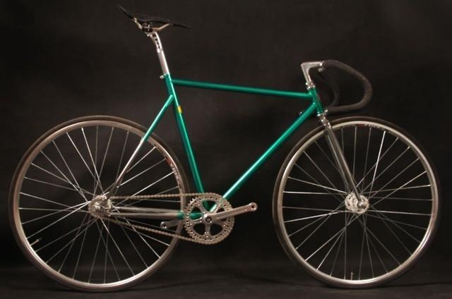 Fixie V 233 Lo Pignon Fixe V 233 Lo Vintage Chrome Moly Pignon