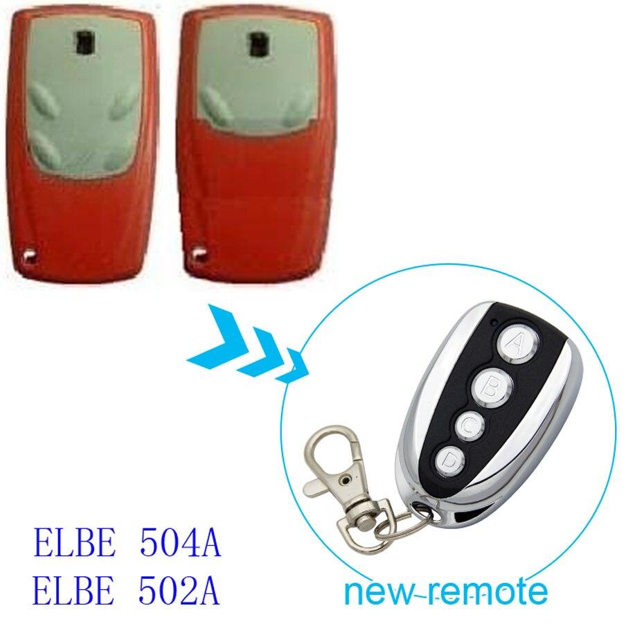 Эльба 504a двери гаража/ворота Дистанционное управление замена/Дубликатор 433.92 мГц Эльба 502a