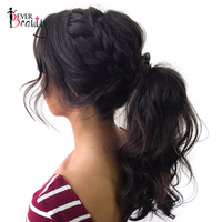 Lace Front Human Hair Wigs For Black Women Body Wave Brazilian 360 Lace Frontal Wig Pre